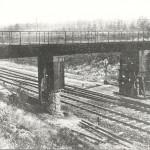 De mislukte vernietiging van het spoorweg viaduct bij Molenhoek. Foto 016