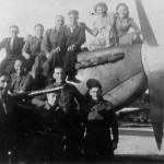 Spitfire op B-91. Foto 133