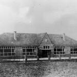 De St. Jozefschool na de bouw in 1935.