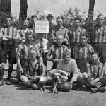Juliana II kampioen in  1933.