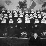 25 jarig jubileum klooster Jerusalem,  1925 – 1950