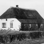 De Heikamp aan de Broekkant van de familie Peters omstreeks 1950. Later is het in de zelfde trant verbouwd.