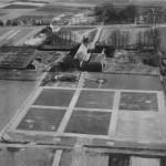 Molenhoek tijdelijke oorlogsbegraafplaats 1946